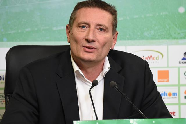 Frédéric Paquet: «Transform the club while keeping its identity»