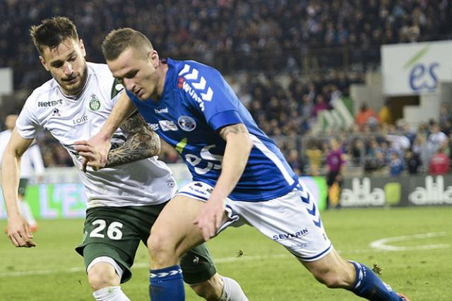 RCSA 0-1 ASSE : the highlights