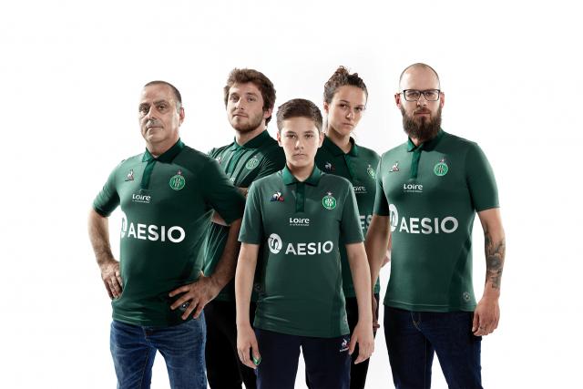 Nouveaux maillots saison 2018-2019